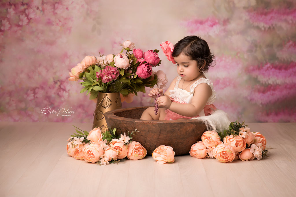 baby girl portfolio in Pune