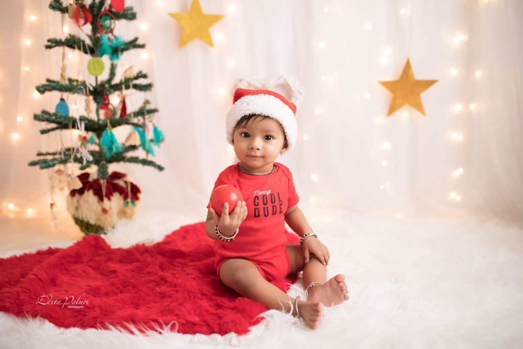 Christmas photo shoot Pune