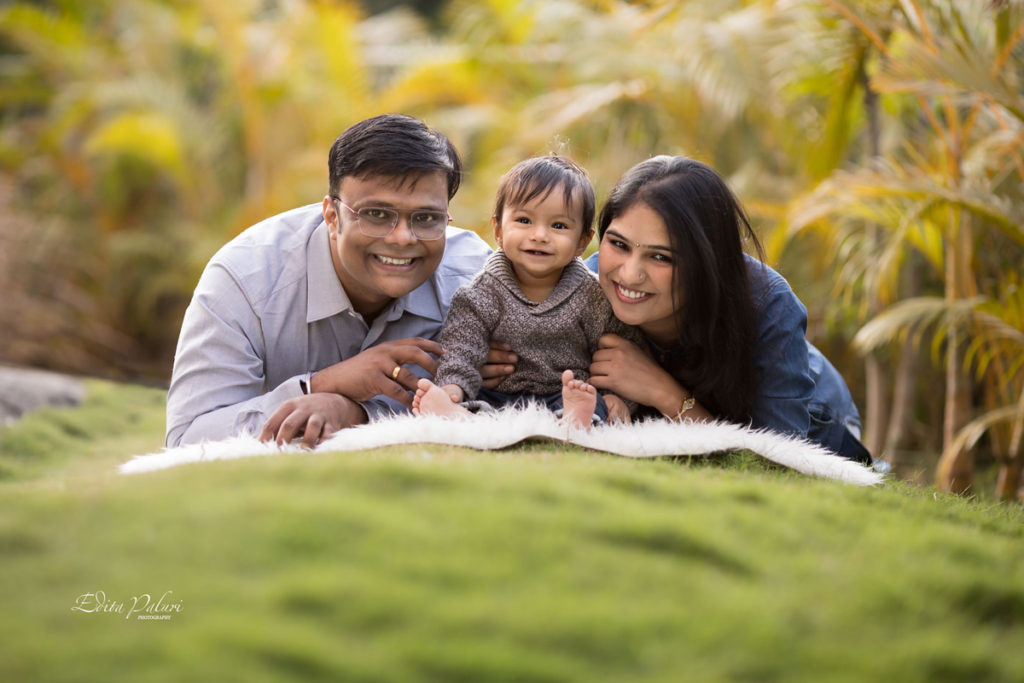 Family photo shoot Pune