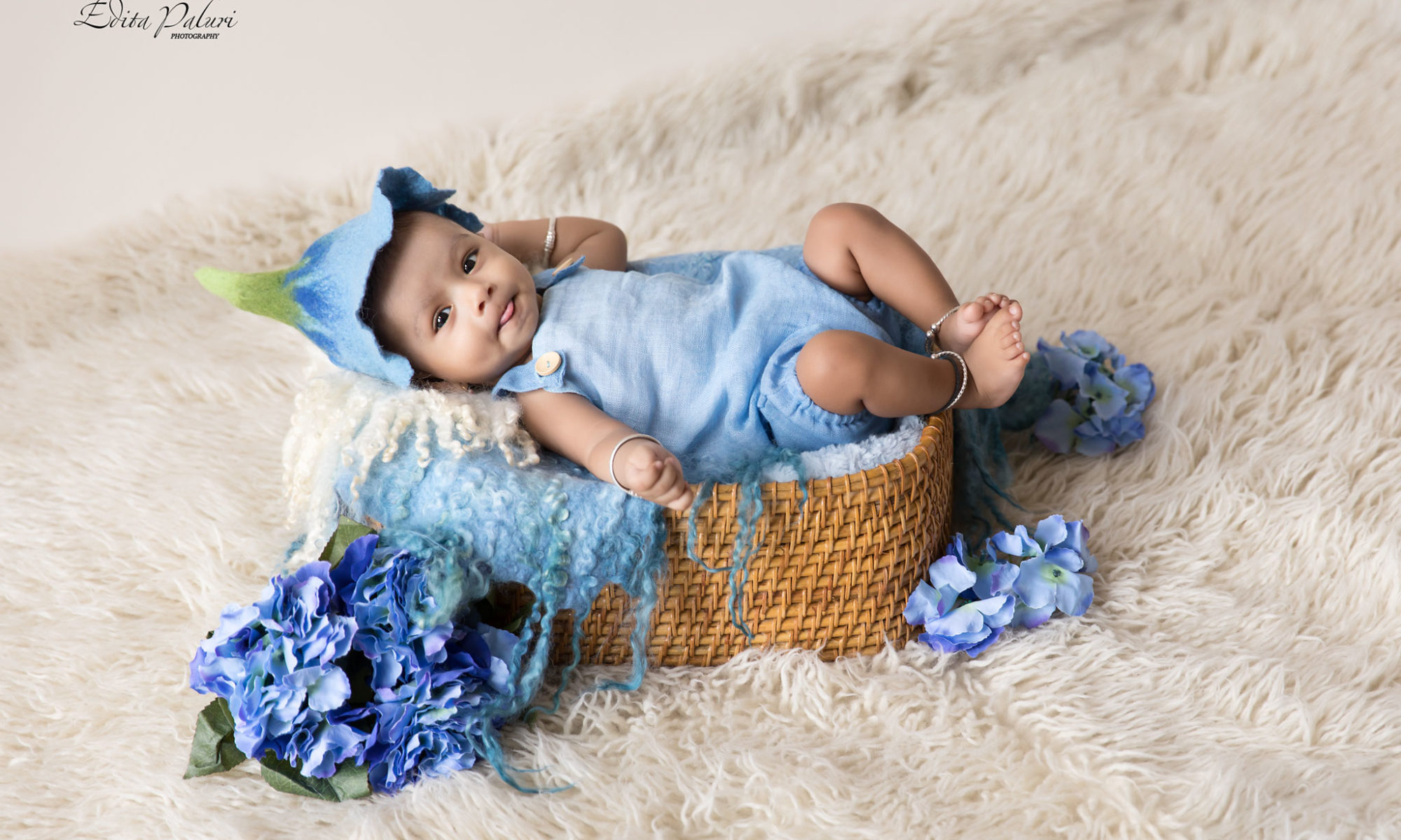 4 5 month baby photo shoot