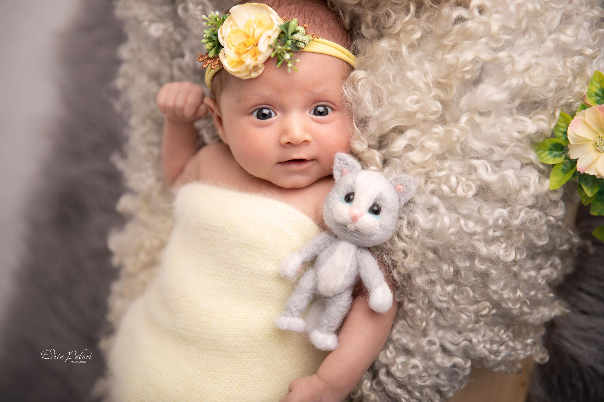 Baby photo shoot pune