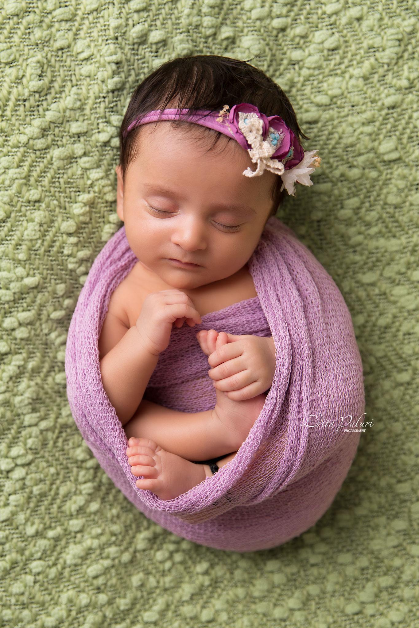 Newborn pictures Pune