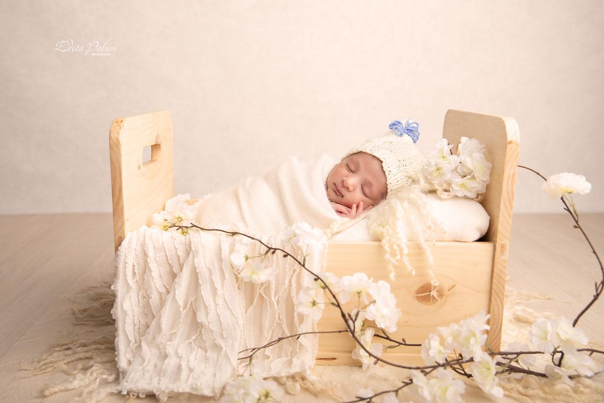 newborn photo shoot Pune