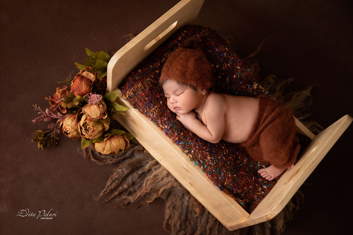 newborn photographer India