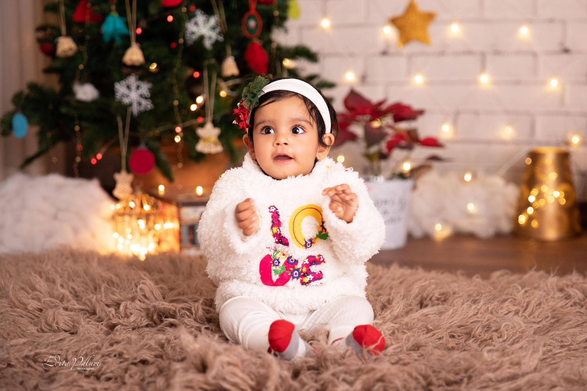 Baby christmas picture Pune