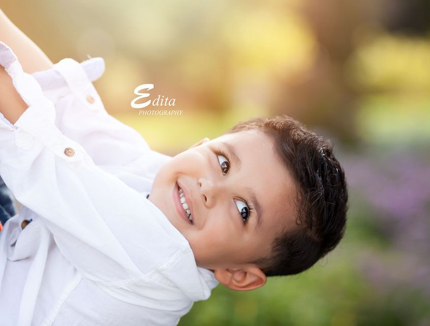 Toddler Photo Shoot