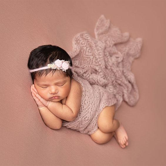 Girl photo newborn baby Pune