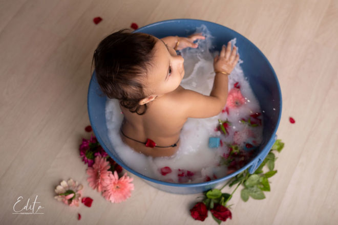 Toddler photo session in Pune