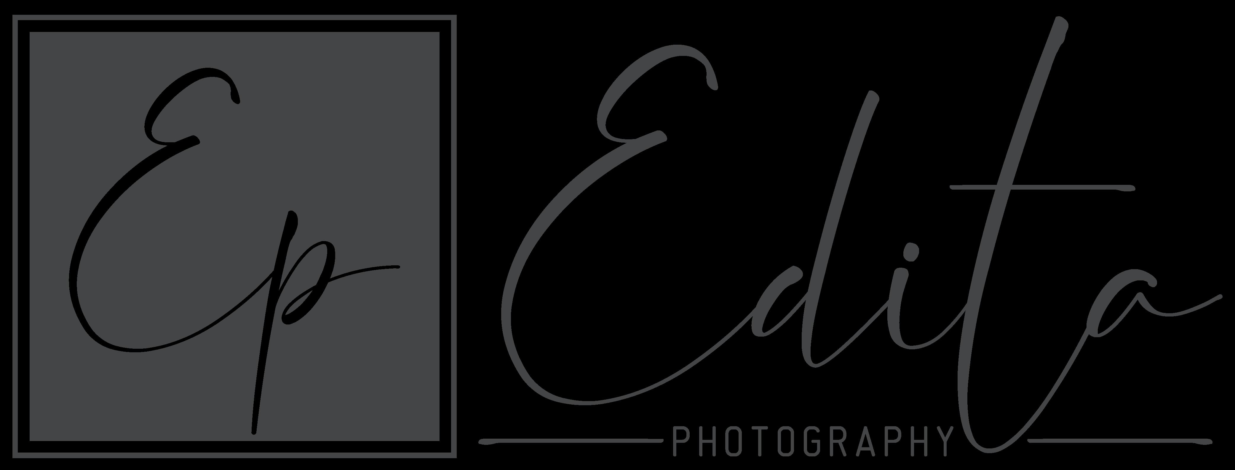 Edita photography logo