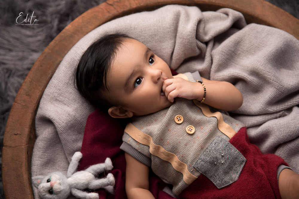 Indian baby boy photography in Pune