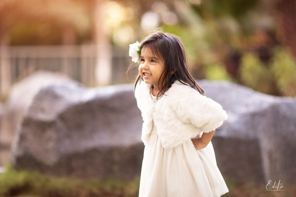 4 year old girl photo indian