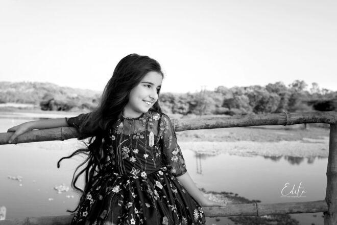 Children photo shoot near Pashan lake in Pune by Edita photography